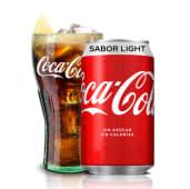 Coca-Cola Sabor Light lata 330ml.