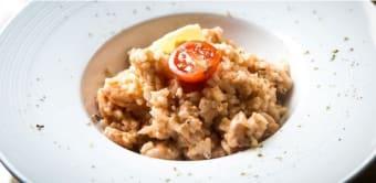 Rižoto mix gljive