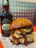 The Goodfather  Double cheeseburger
