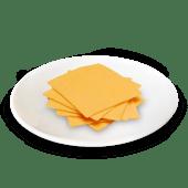 Porción de queso
