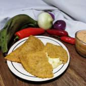 Empanada de verde de queso