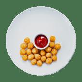 Potato balls (120/30г)