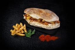 Fast Food shaorma lipie