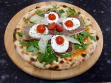 Pizza Pequena Italiana