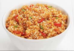 Рис з овочами по кітайськи (300г)
