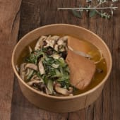 Super Sopa Miso Ramen Veggie
