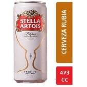 Cerveza Stella (473 Ml.).