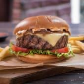 Original Miami Half Pound Burger