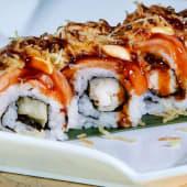Hot salmon  8 pezzi