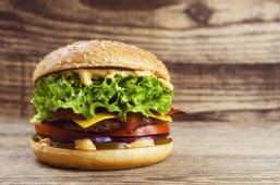 Самурай бургер (гострий)