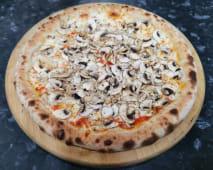 Pizza Pequena de Funghi