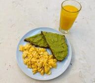 Menu Pequeno Almoço Saudável