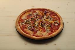 Pizza Tabasco