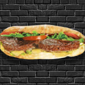Steak's sandwich