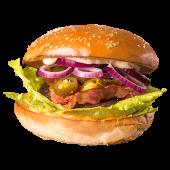 Burger na ostro 470g