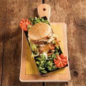 Maxi Cheeseburger di Chianina