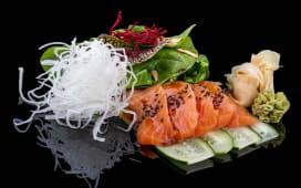 Сашимі-лосось (180г)