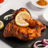 Pollo tandoori (murgh tandoori)
