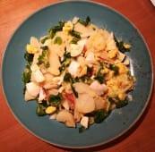 Bavarska salata s krumpirom