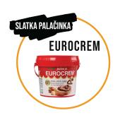 Palačinka Eurocrem
