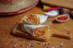 Burritos cu chilli con carne