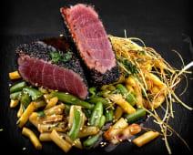 Steak de ton