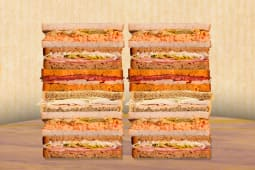 Pack 12 Sándwiches