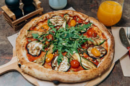 Pizza Verdure - de post Ø30-33cm