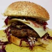 Rustic Burger