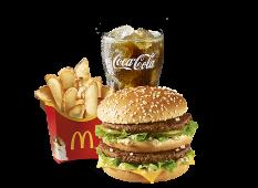 Meniu Maxi Big Mac™