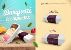 Barquette ( 0,5l)