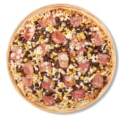 Pizza barbecue Carlos maíz
