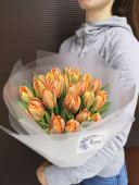 Букет №6 25 тюльпанів (25шт)