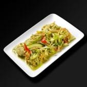 Sauté de légumes au curry