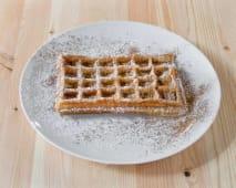 Waffle Canela & Açúcar