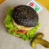 Double Black Бургер (450г)
