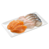 Sashimi assortiment x 12 pcs