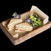 Клаб сэндвич с тунцом