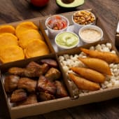Bandeja Biloxi fritada (para 4 personas)