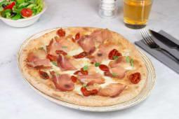 Pizza lombo stagionato