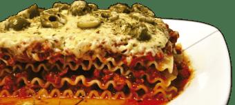 Combo lasagna dúo