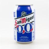 Cerveza San Miguel 0.0% (33 cl.)
