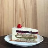 Торт Фісташка - Вишня (120г)