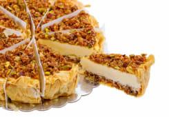 Prăjitură Baclava Cheesecake