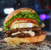 Burger horny