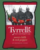 Tyrrell's sweet chilli & red pepper