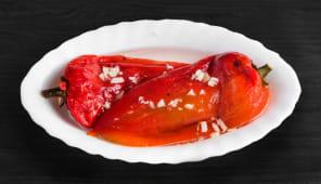 Slatka pečena paprika