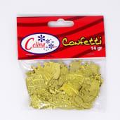 Confeti 14Gr Coronas 16X20Mm Ref.050-0087