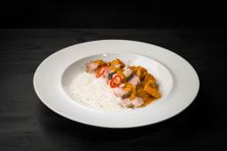 Rad Thay Curry cu porc