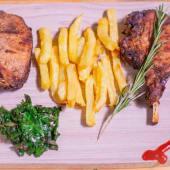 1/2kg Pork chop choma